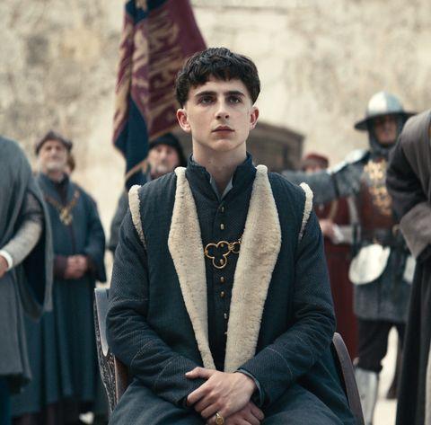 Timothee Chalamet-The King-2019