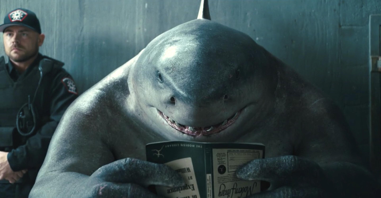 King Shark Is a Hit