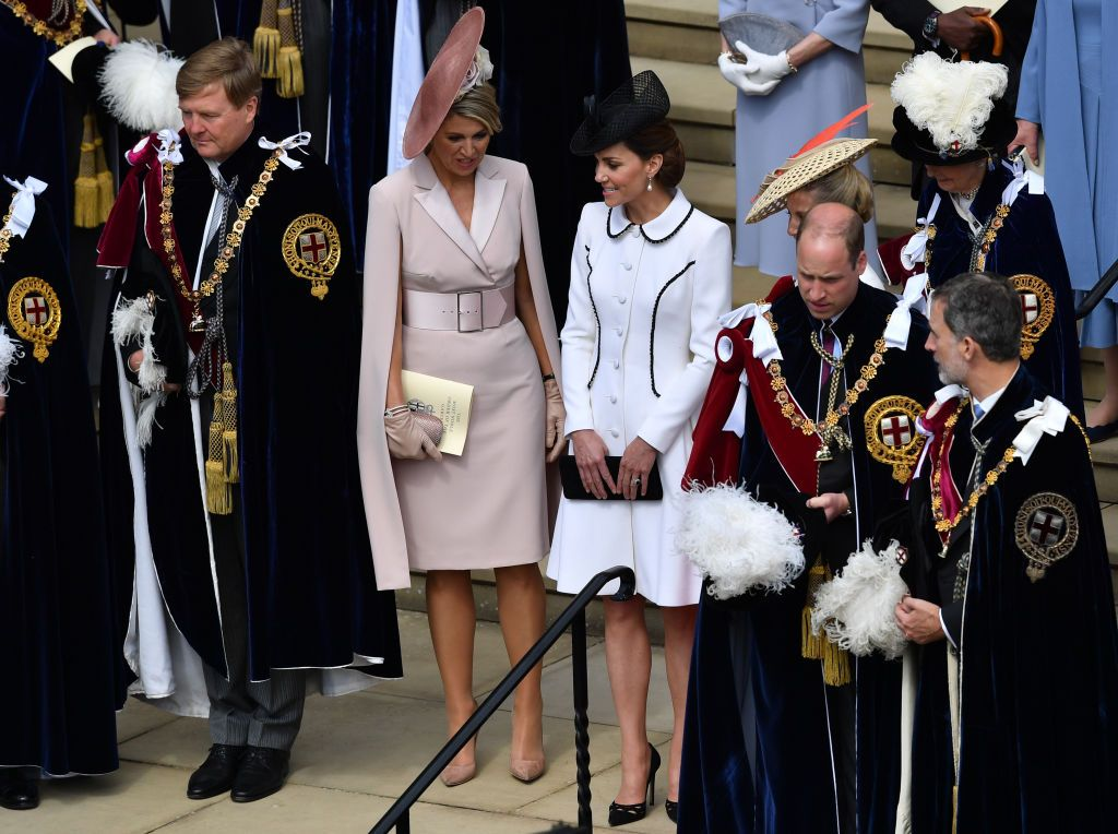 ​See Every Photo from the Order of the Garter Service 2019