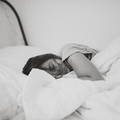 White, Black, Black-and-white, Bed, Monochrome photography, Comfort, Sleep, Room, Nap, Bed sheet,