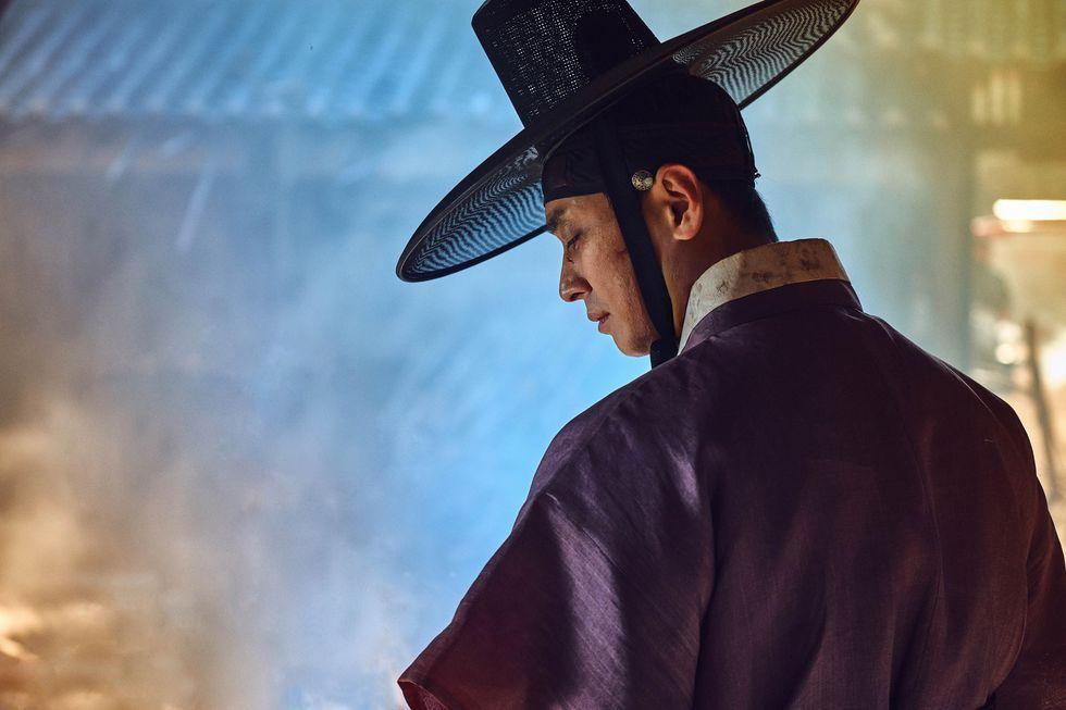 朱智勛,韓劇,電影與電視節目,kingdom,李屍朝鮮,netflix