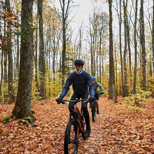 fall 2020 collection for bicycling kingdom trails vermont