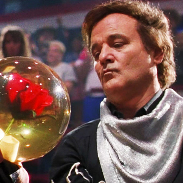 Kingpin In the Farrelly Brothers' underrated comedy, Bill Murray plays a cocky bowling champ who meets his match in a gentle and kind-hearted Amish man (Woody Harrelson) who moonlights as a bowling prodigy.