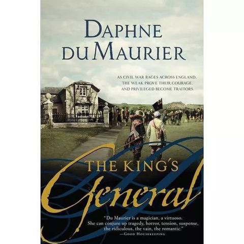 1946   'the king's general'  by daphne de maurier