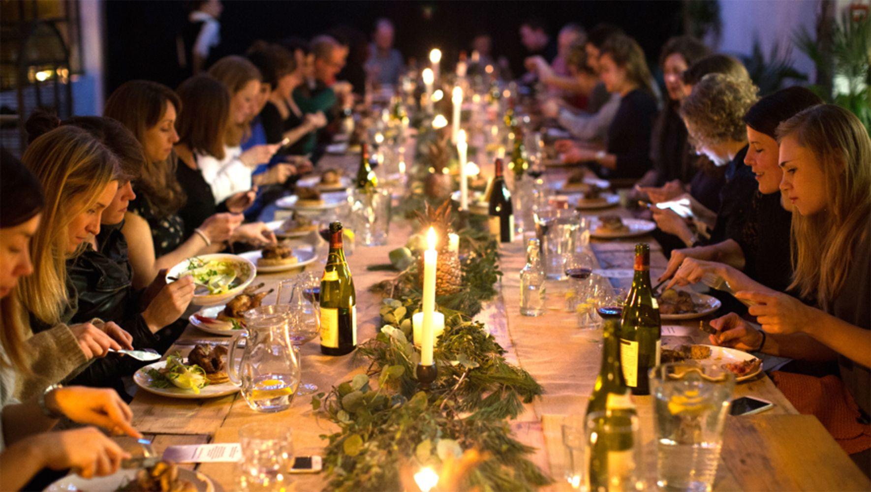 TT Liquor x Kino Vino Sardinian Feast, London pop up