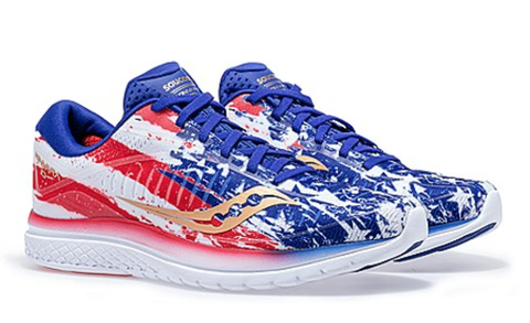 db41ccee Snag These Old Glory Saucony Kinvara 10's While You Can