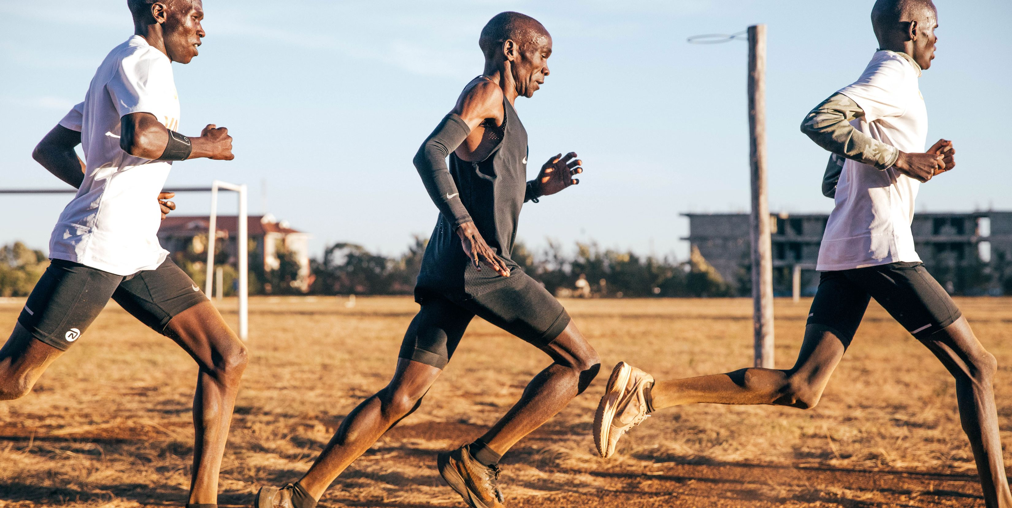 Running Advice Learned While Photographing the Best in the World