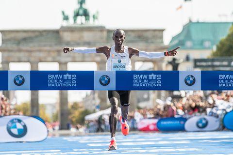d805aa5a97b2 What Eliud Kipchoge Wore to Break the Marathon World Record