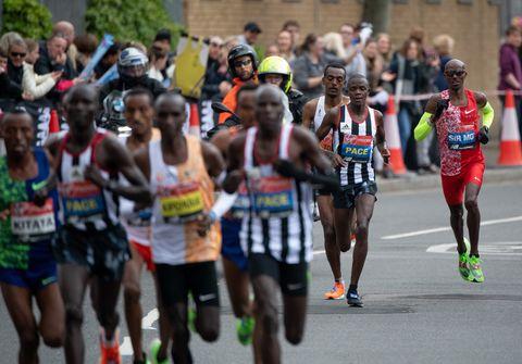 Mejores fotos Maratón de Madrid
