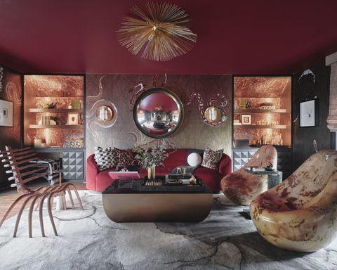 kips bay dallas 2021 upper loft lounge pulp design studios pink rooms