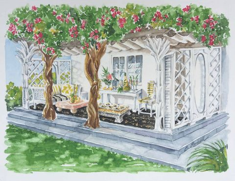 kips bay palm beach 2020 designer sneak peek van den thillart veranda