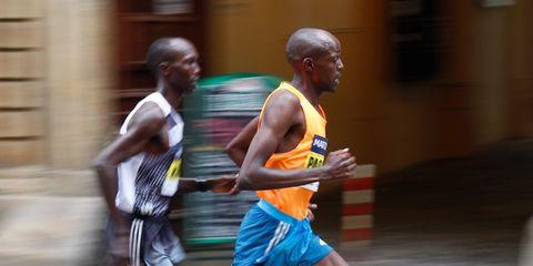 2014 Olomouc Half Marathon