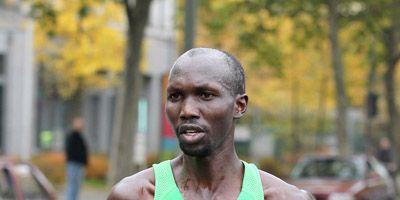 Wilson Kipsang Running RAK Half Marathon