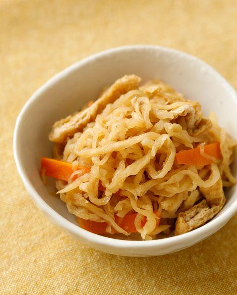 kiriboshi daikon, dried shredded radish