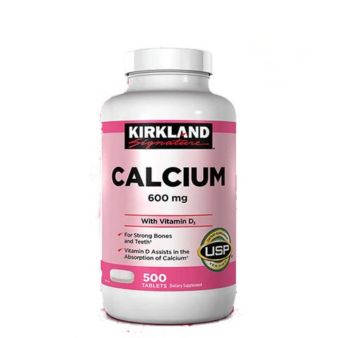Kirkland Signature Calcium Supplement
