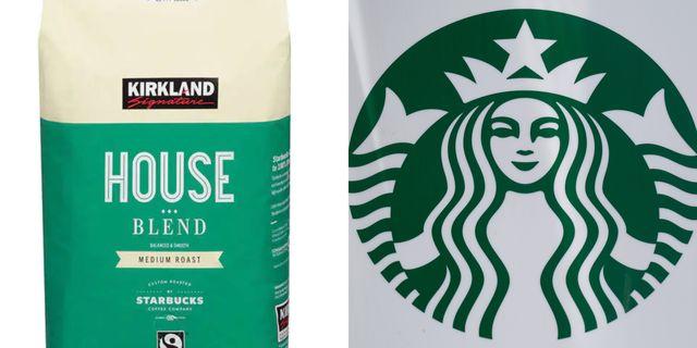kirklan brand coffee