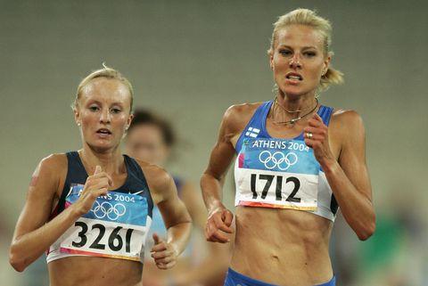 Womens 5000m Round 1