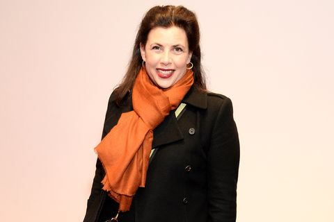 Kirstie Allsopp attends the 'Fast and Furious Live' premiere, Jan 2018