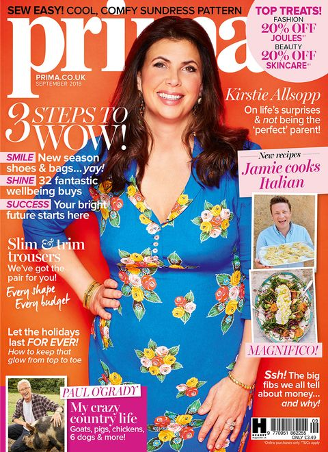 Prima September 2018 Issue Out Now