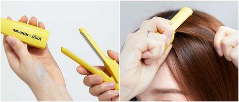 韓國KISS NEWYORK小小兵限量聯名香蕉電捲棒