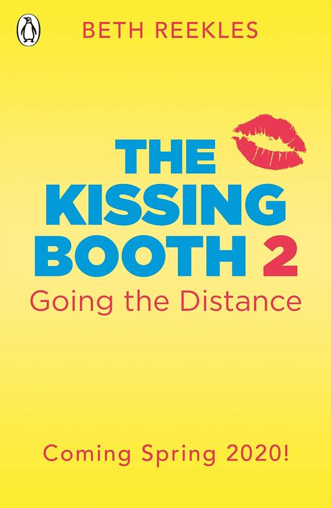 Kissing Booth 2 release date, cast, plot