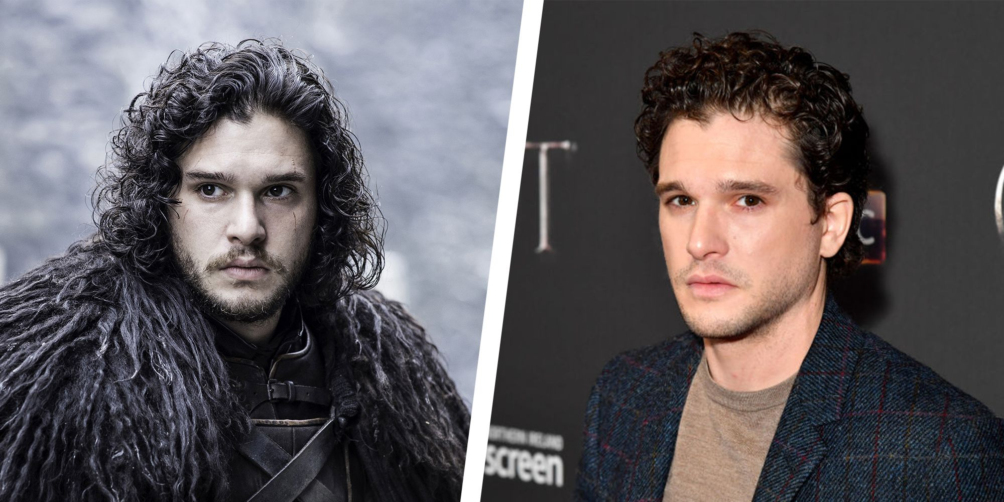 How to Get Kit Harington's Effortlessly Cool Jon Snow Hair