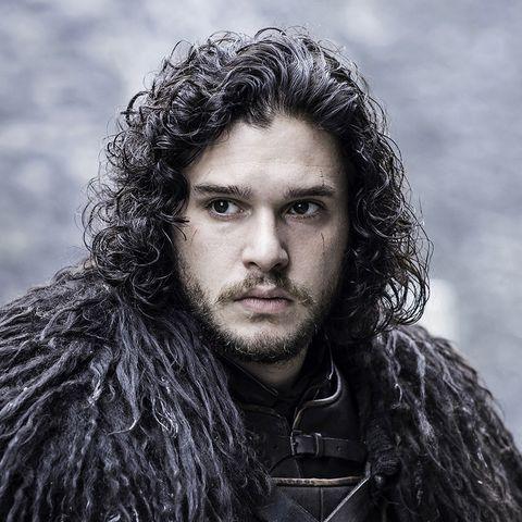 How To Get Kit Harington S Curly Hair Tips For Jon Snow Hair