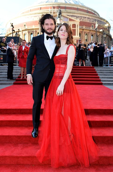Kit Harington And Rose Leslie Wedding Guide To Date Location Dress