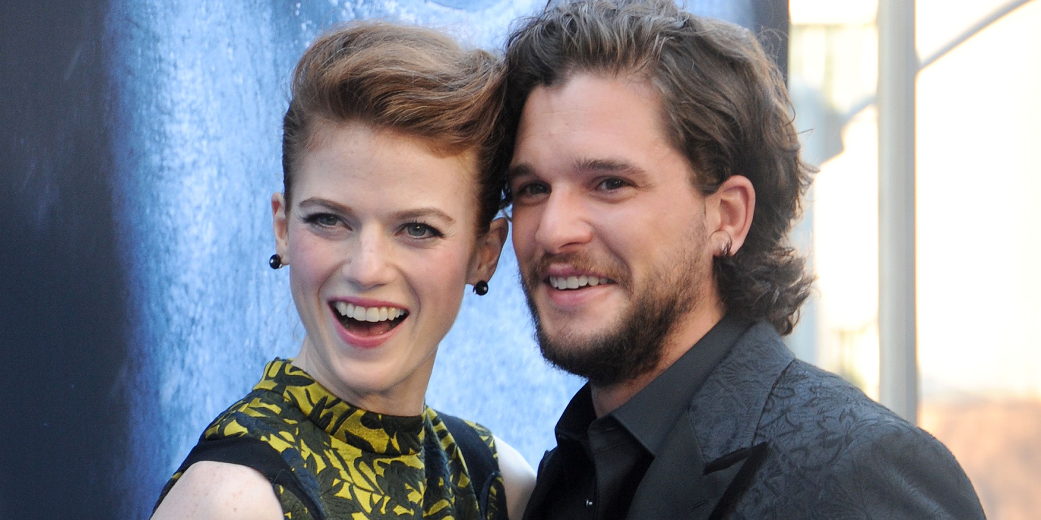 Jon Snow Game Of Thrones Wedding Invitations Rose Leslie Engaged