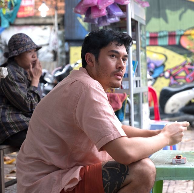 monsoon film featuring kit by henry golding