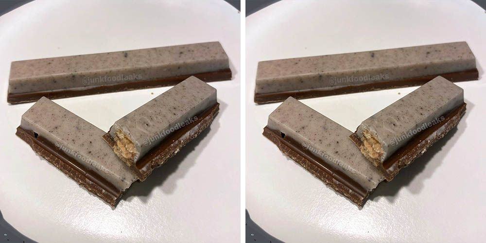 Kit Kat Is Reportedly Launching a Cookies and Cream Flavor This Year