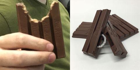 Chocolate, Wood,