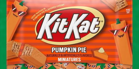 Kit Kat's Pumpkin Pie Flavor Is Back, and It's Available Nationwide This Year