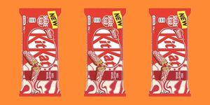 KitKat Has A Red Velvet Flavour
