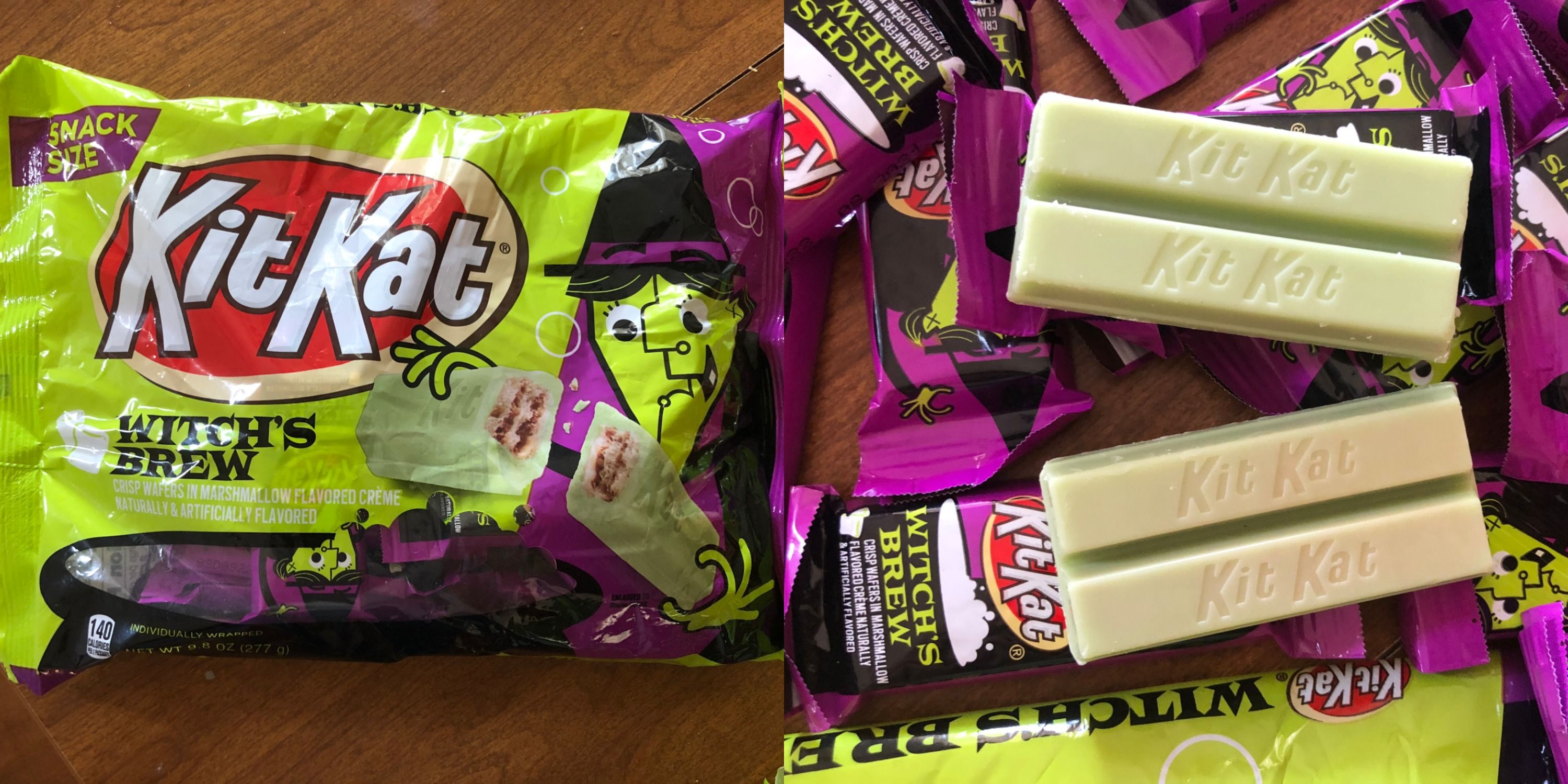 The Witches Brew Halloween 2020 Marshmallow Witches Brew Kit Kats Are Coming From Halloween 2020