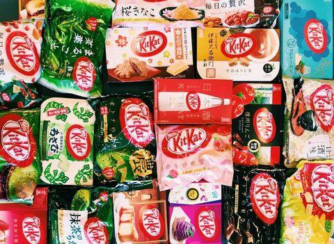 Convenience food, Junk food, Food, Prepackaged meal, Snack, Supermarket, Comfort food, Coca-cola,