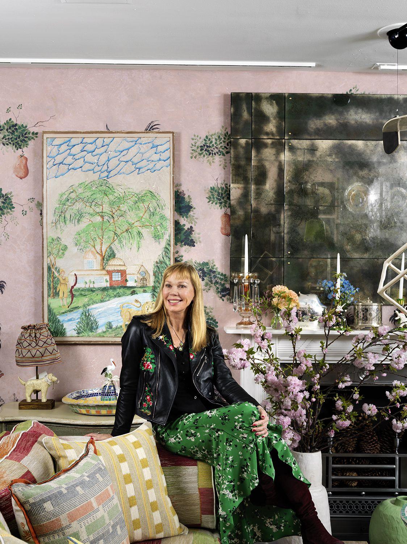 Kit Kemp Welcomes Us into Her Fantastical World at Bergdorf Goodman