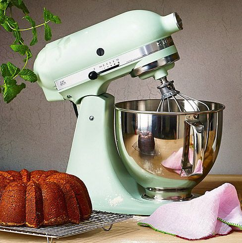 You Can Get a KitchenAid Mixer for Half Off at Macy's Right Now