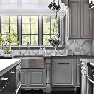 26 Gorgeous Black & White Kitchens - Ideas for Black & White ... on black and white wedding reception ideas, black and white printable periodic table, black and white traditional kitchens, black kitchen design, black and white kitchens hgtv, high gloss black kitchen ideas, black and white tattoo ideas, black and white galley kitchens, black luxury kitchen, black backsplash ideas, black kitchen cabinets ideas, black kitchen island, black and off white kitchens, black and white painting ideas, before and after kitchen ideas, black white red kitchen, black and white stuff, black and white nail ideas, black and white kitchens with yellow accents, black kitchen sink ideas,
