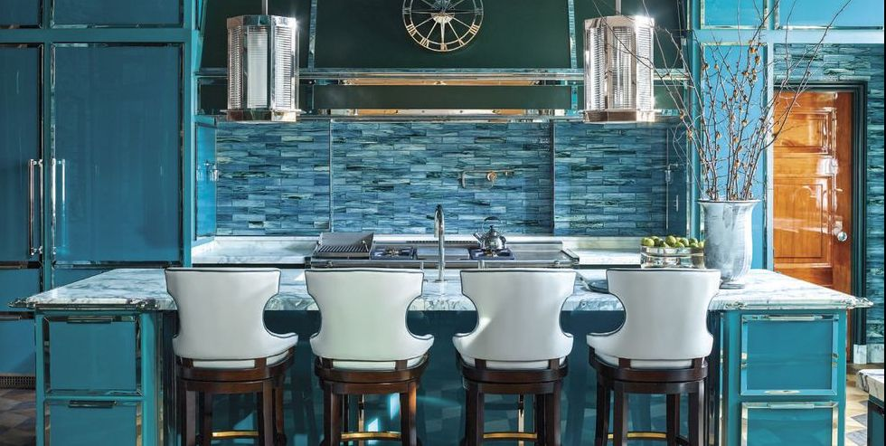 26 Gorgeous Kitchen Tile Backsplashes