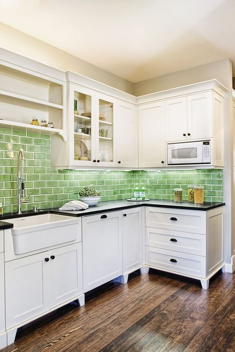 20 Chic Kitchen Backsplash Ideas - Tile Designs for ...