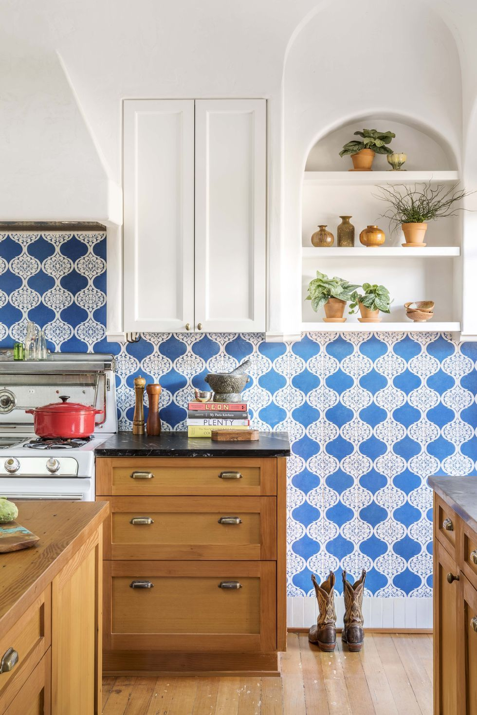 50 Best Kitchen Backsplash Ideas - Tile Designs for Kitchen ...