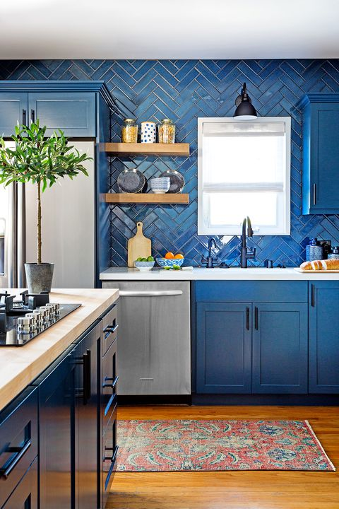 15 Fresh Subway Tile Kitchen Ideas - Stylish Backsplash Ideas