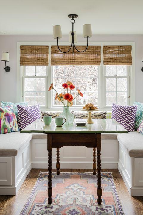 25 Charming Kitchen Banquette Ideas Gorgeous Banquette