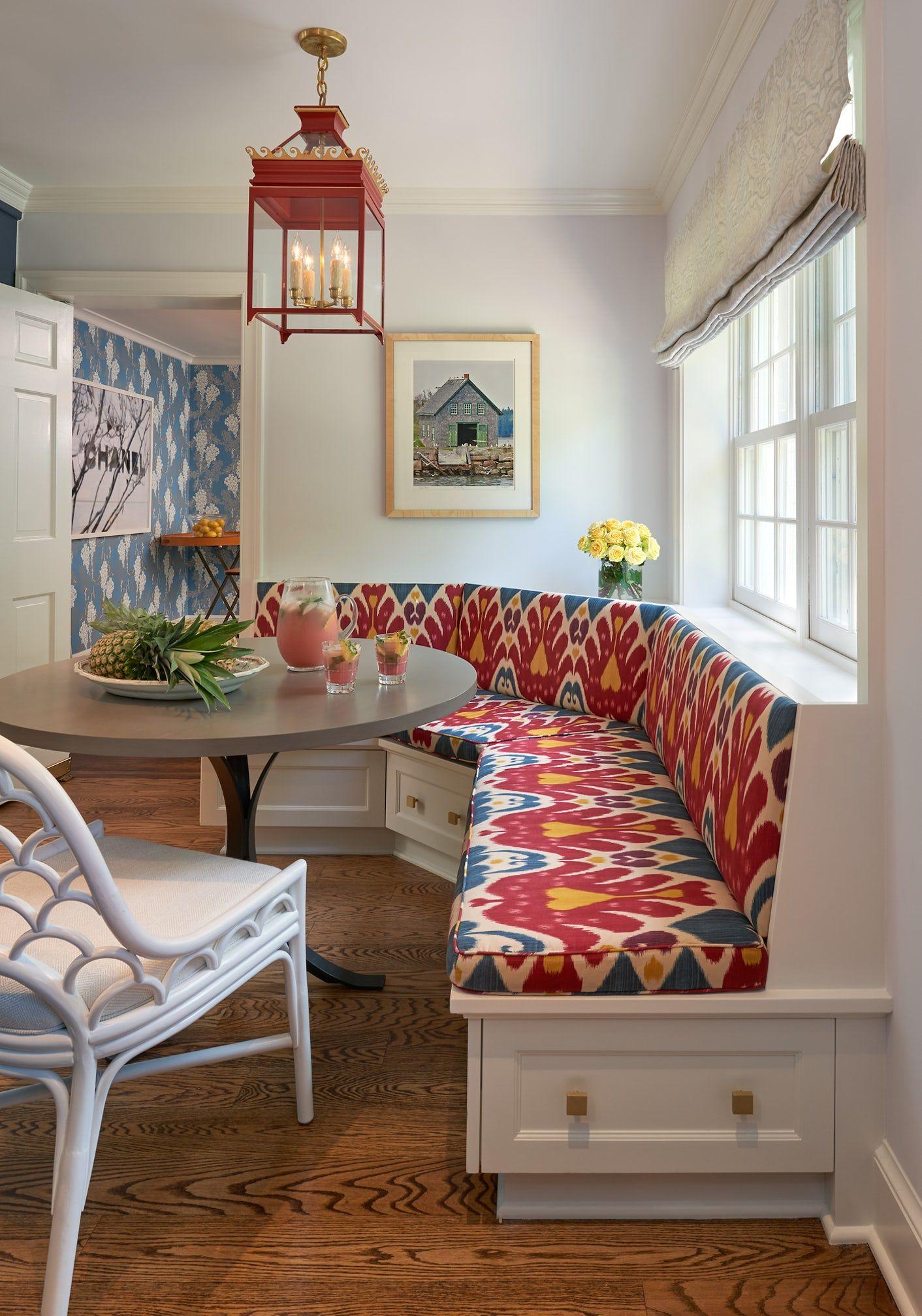 25 Charming Banquette Seating Ideas Gorgeous Kitchen Banquette