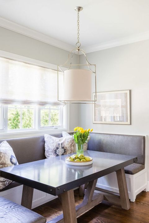 25 Charming Kitchen Banquette Ideas - Gorgeous Banquette ...