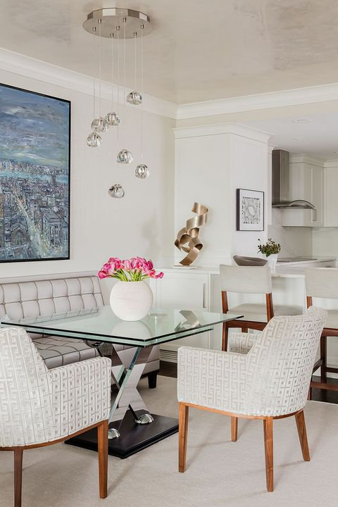 25 Charming Banquette Seating Ideas