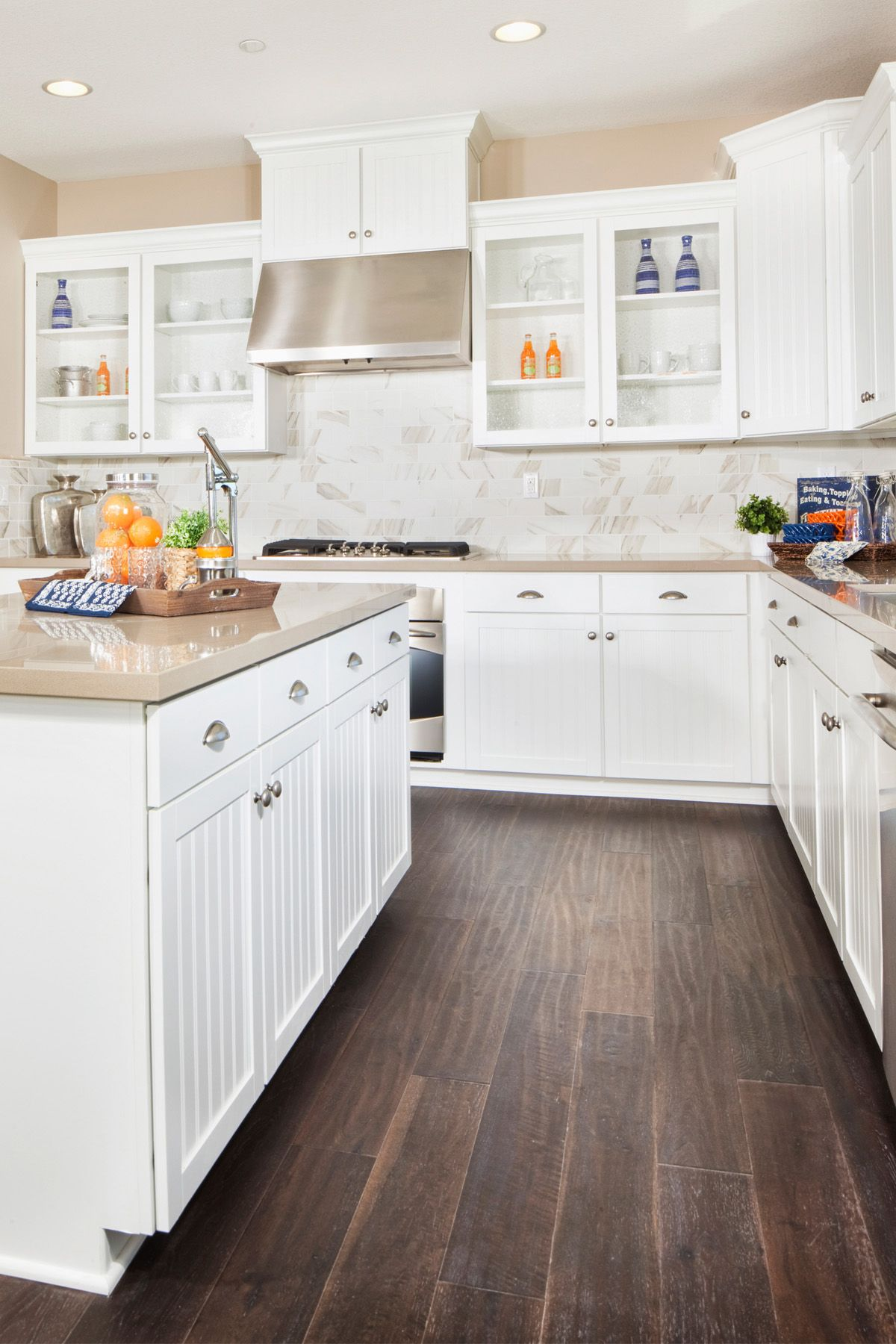 15 Kitchen Trends Designers Never Want to See Again - Kitchen Trends on different colored kitchen cabinets, mixed wood cabinets, kitchens with painted and stained cabinets, kitchen with mismatched appliances, kitchen addition ideas, kitchen cabinet glass front doors, kitchen with mixed wood colors, mixed kitchen cabinets, kitchen with mismatched tile, different styles of kitchen cabinets,
