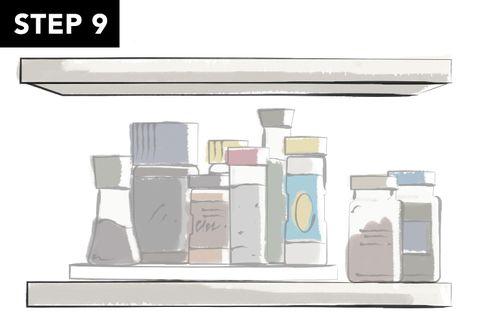 10 Kitchen Cabinet Organization Ideas, Enumerate 10 Steps In Organizing Kitchen Cabinets Brainly