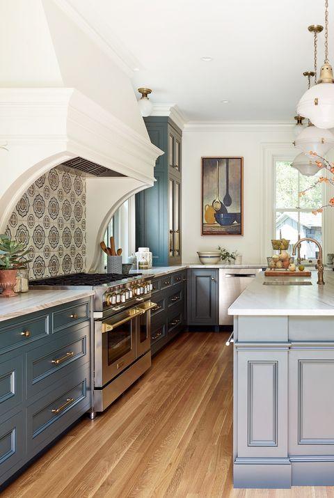60 Kitchen Cabinet Design Ideas 2021, Kitchen Cabinet Finishes 2020
